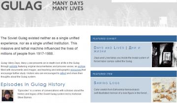Gulag: Many Days, Many Lives